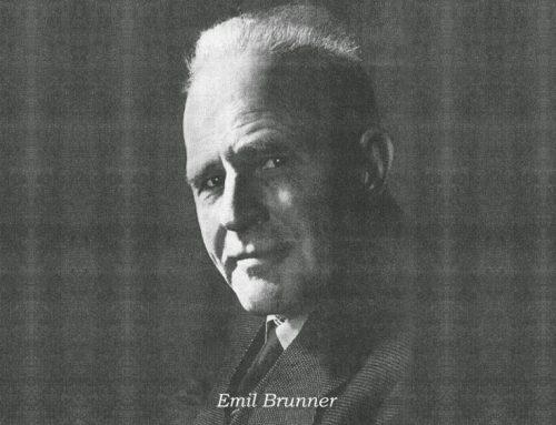 Neu: Emil Brunner: Calvin, Zwingli und die Vorsehung Gottes